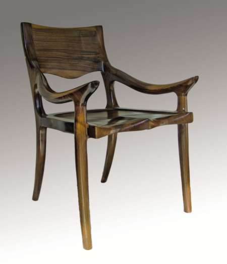 U h 40 2015, Sam Maloof Chair