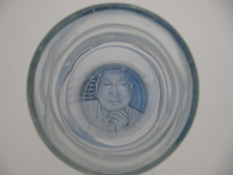 Kameographie-Gläser