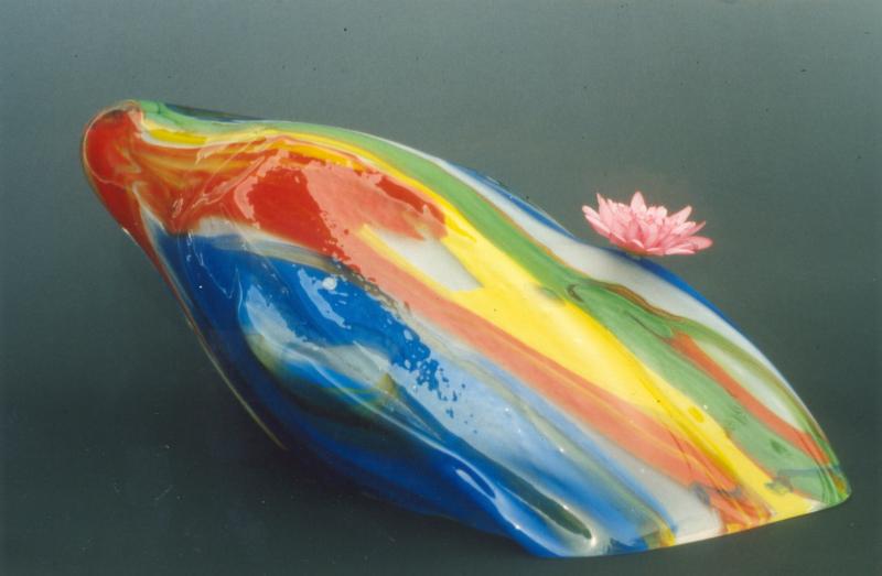13 Seerose 1993