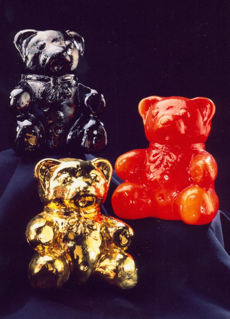 28 Teddy Eisch Jahresobjekt 1996 18 x 16 x 12cm