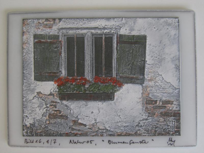 a 043 Blumenfenster